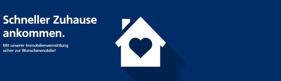 Immobilie kaufen mit der Volksbank BraWo