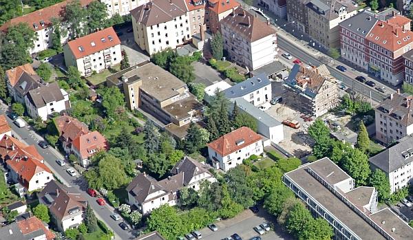 Ansicht Baugebiet (oben)
